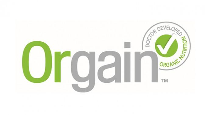 Orgain Logo