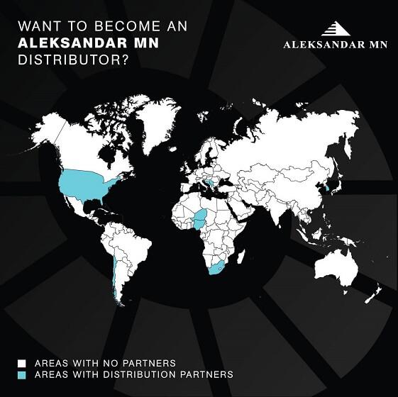Distributor AMN