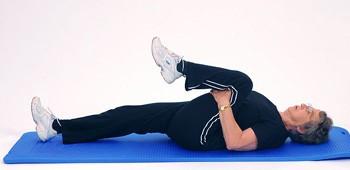 Vežbe za donji deo leđa bez rekvizita 3